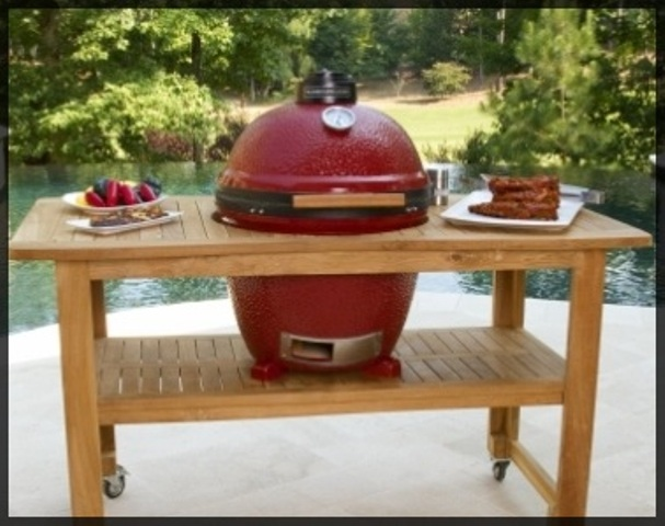 Kamado joe et ses tables optionelles boutique du foyer for Liquidation meuble granby